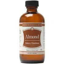 LorAnn Almond Bakery Emulsion 4oz