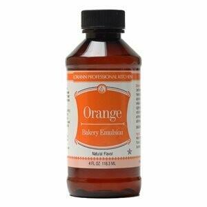 LorAnn Orange Bakery Emulsion 4oz