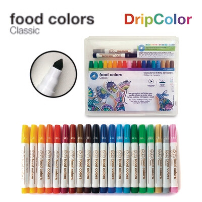 DripColor Classic 20 Pen Set