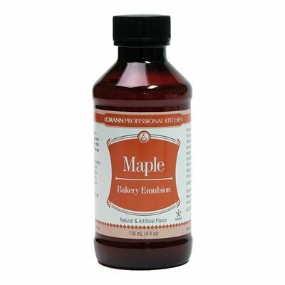 LorAnn Maple Bakery Emulsion 4oz