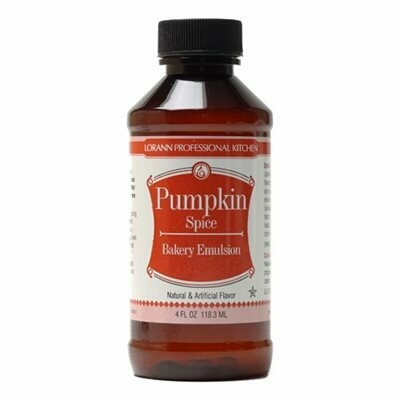 LorAnn Pumpkin Spice Bakery Emulsion 4oz