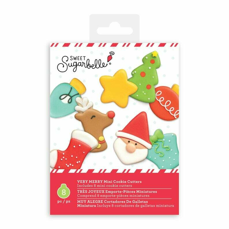 Sweet Sugarbelle Very Merry Mini Cutter Set