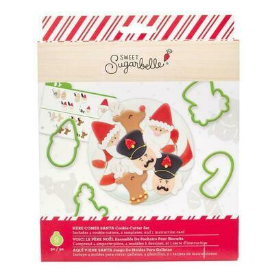 Sweet Sugarbelle Here Comes Santa