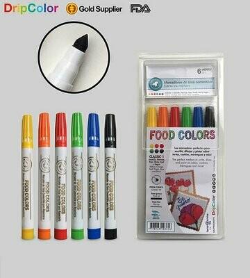 DripColor Classic Marker Set 1