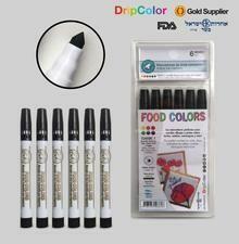 DripColor Classic Marker BLACK (6count)