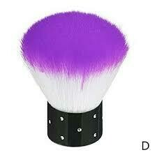 Small Brush (Purple)