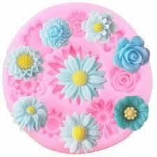 Daisy/Rose Silicone Mold
