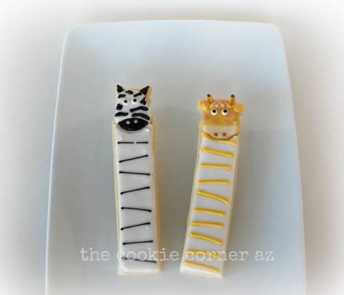 Giraffe Cookie Stick (This is for the Giraffe only)