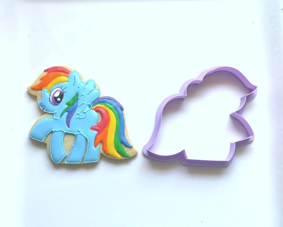 Rainbow Dash My Little Pony (pony 01)