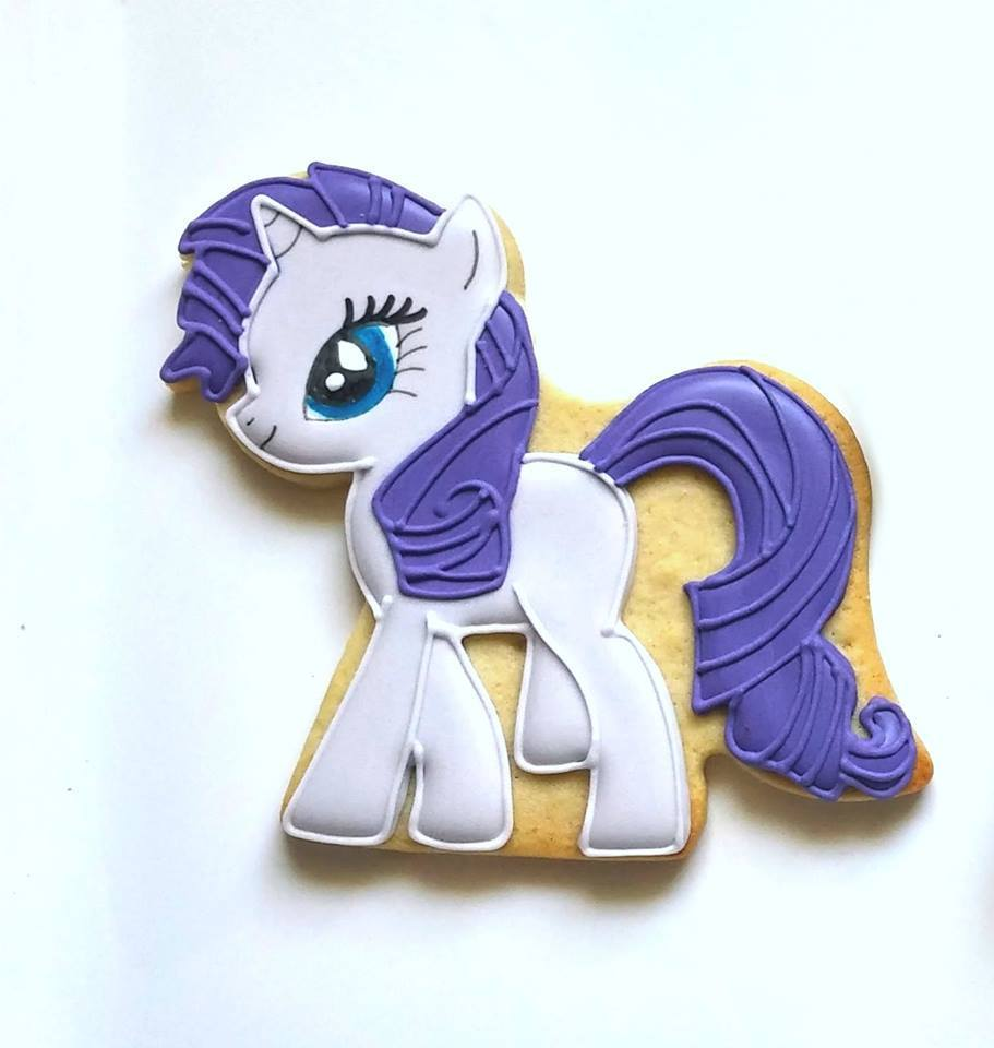 Rarity My Little Pony (pony 10)