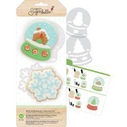 Sweet Sugarbelle Snow Globe Cutter Set