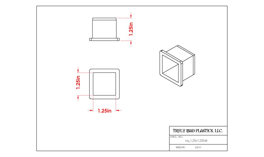 Square 1.25