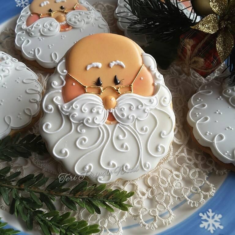Santa Face 05