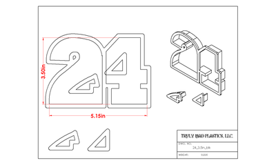 24 Combined Block