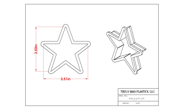 Star 5 point 01