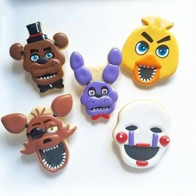 Freddy Gang (Freddy  01, 02, 03, 04 and 05)