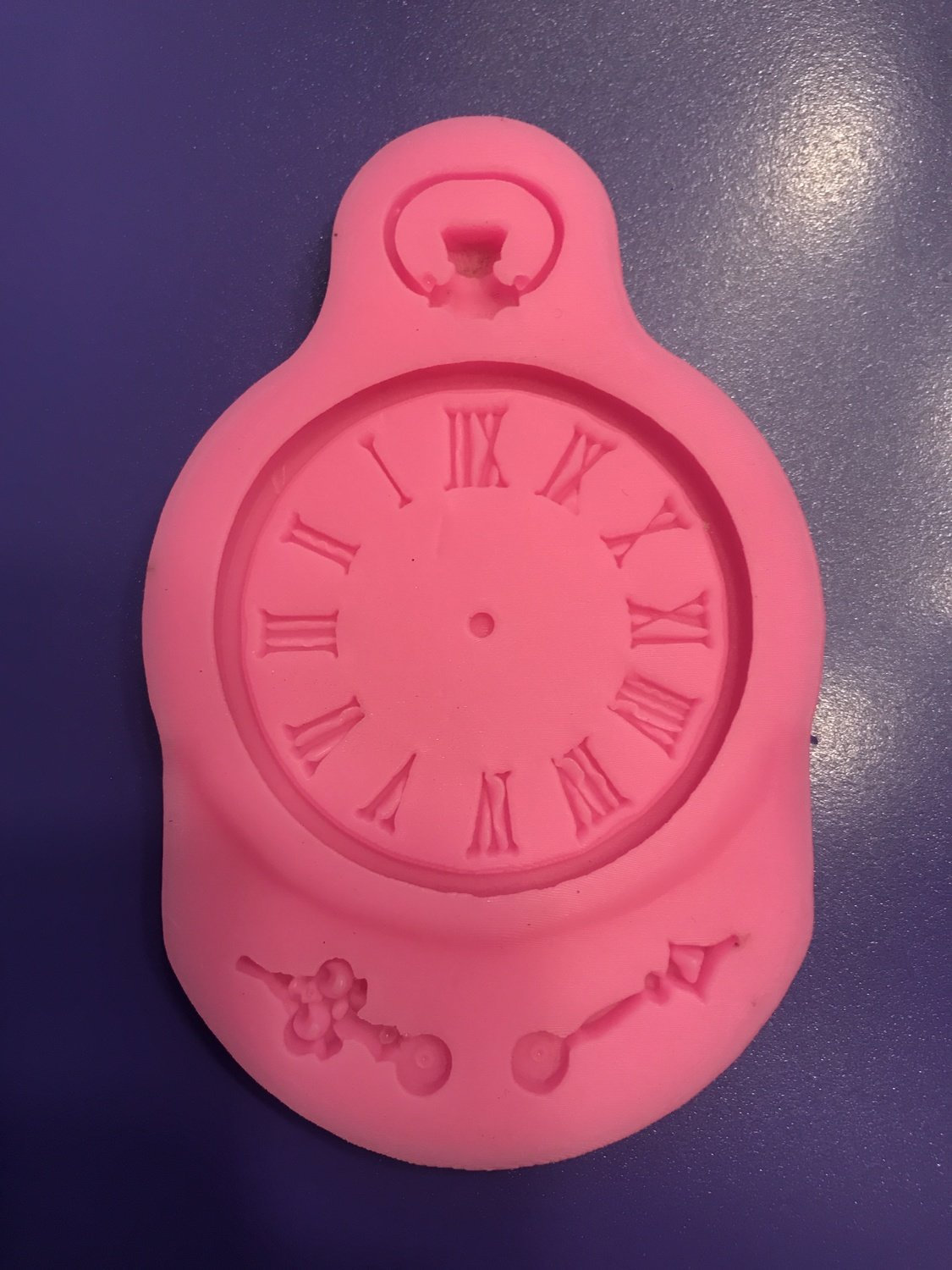 Watch / Clock Face Silicone Mold