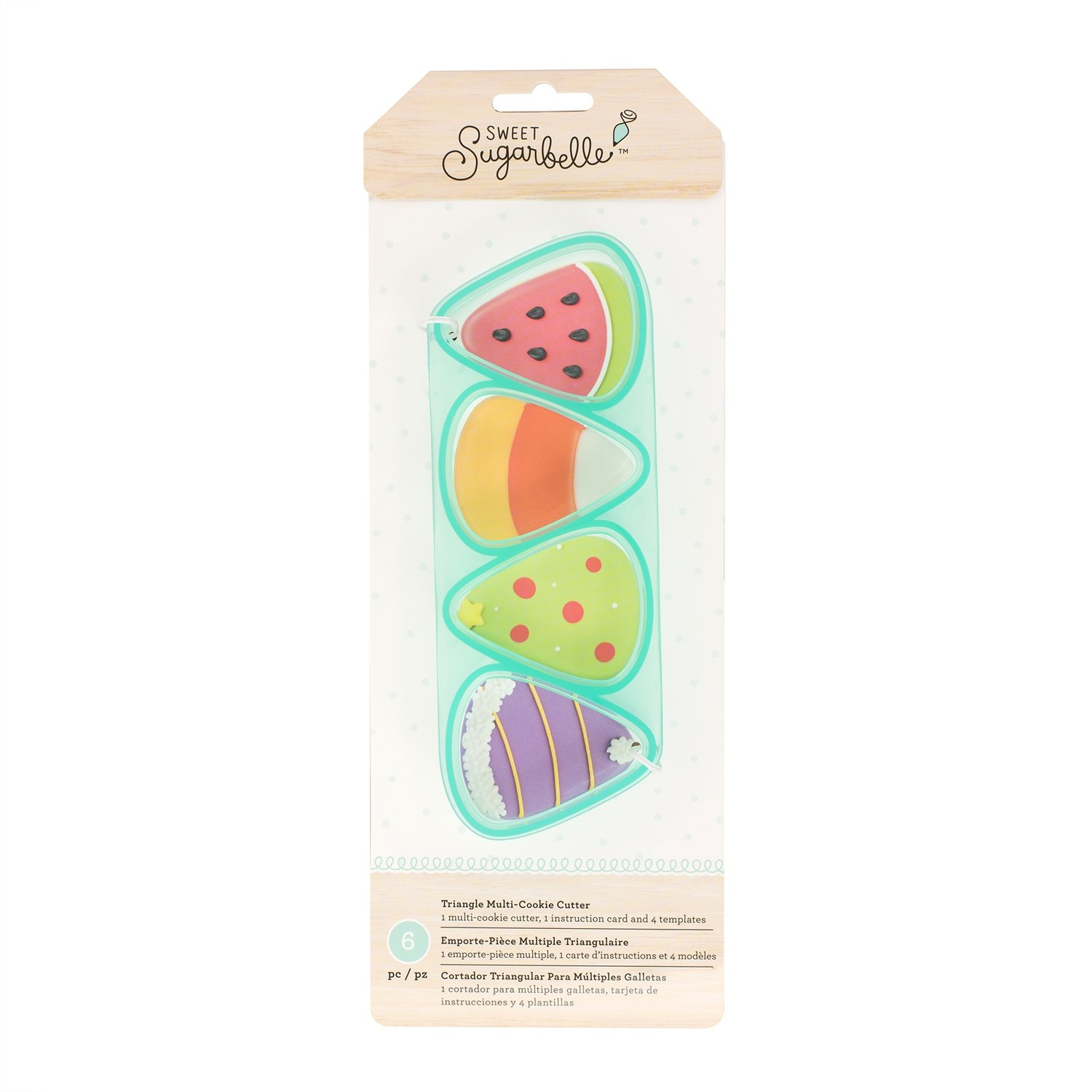 Sweet Sugarbelle Triangle Multi-Cutter