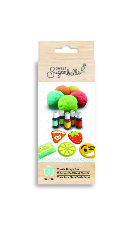 Sweet Sugarbelle Dough Dye 5pk