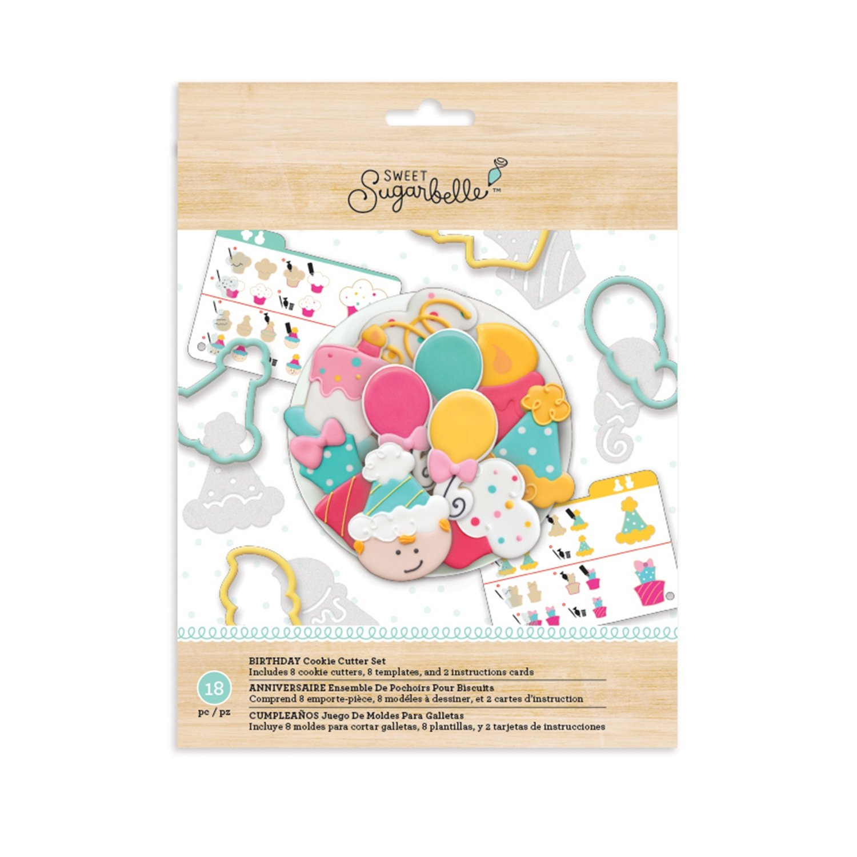Sweet Sugarbelle Birthday Set