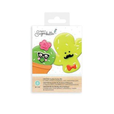 Sweet Sugarbelle Cactus Cookie Cutter Set