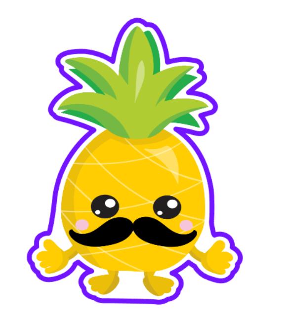 Pineapple 08