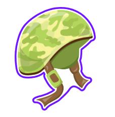 Military Helmet 01