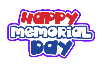 Happy Memorial Day 01