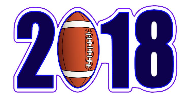 "2018 Football 4.25"""