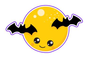 Bat Moon 01