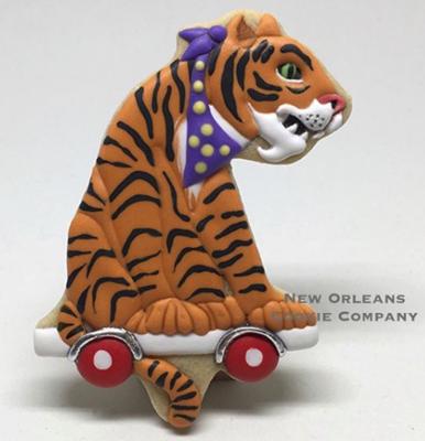 Circus Tiger 01