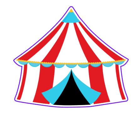 Circus Tent 05
