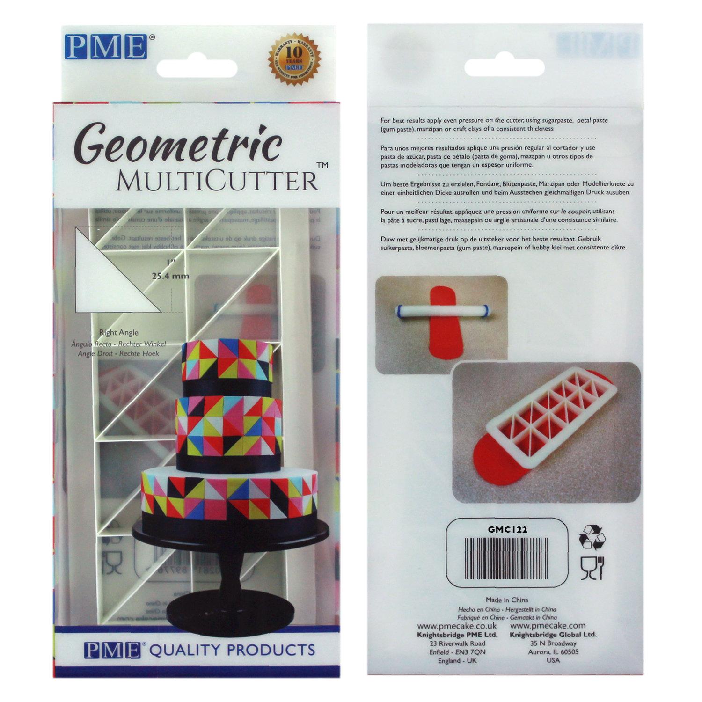 PME Geometric MultiCutter™ (Right Angle)