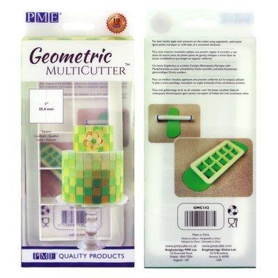 PME Geometric MultiCutter™ (Square)