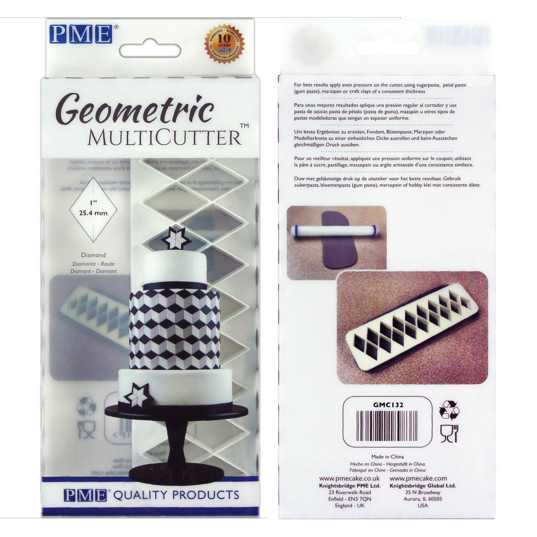 PME Geometric MultiCutter™ (Diamond)