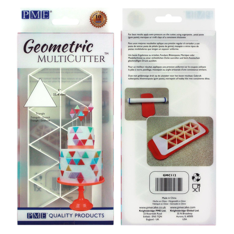 PME Geometric MultiCutter™ (Triangle)