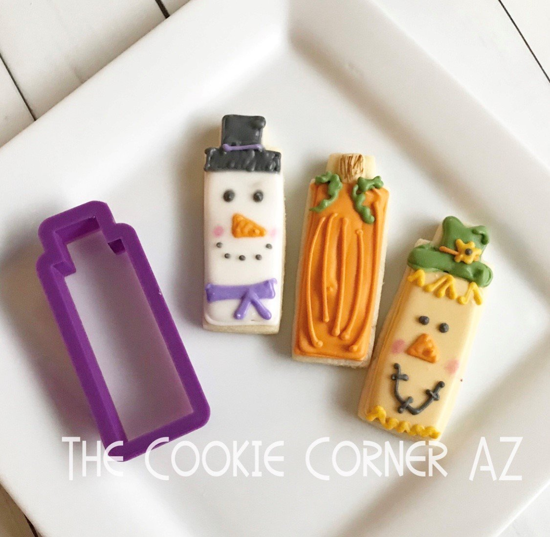 "Cookie Stick 1.00"" x 3.00"" 02"