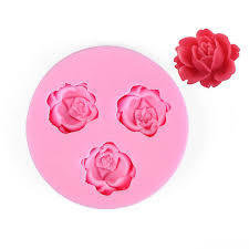 Tiny Roses Silicone Mold
