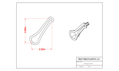 Hurling Stick 01