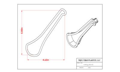 Hurling Stick 02