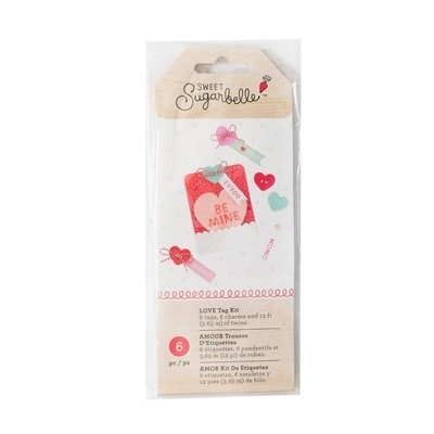 Sweet Sugarbelle LOVE Tag Kit Set