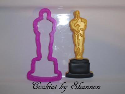 Award / Oscar Statue 01