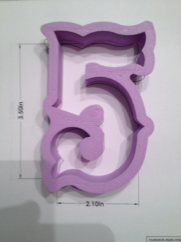 """Fancy 5 (3.5"""")"""