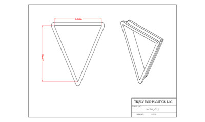 Large Bunting / Banner 01