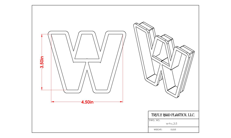 """Helvetica W 3.5"""""""