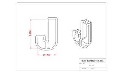 Helvetica J 3.5