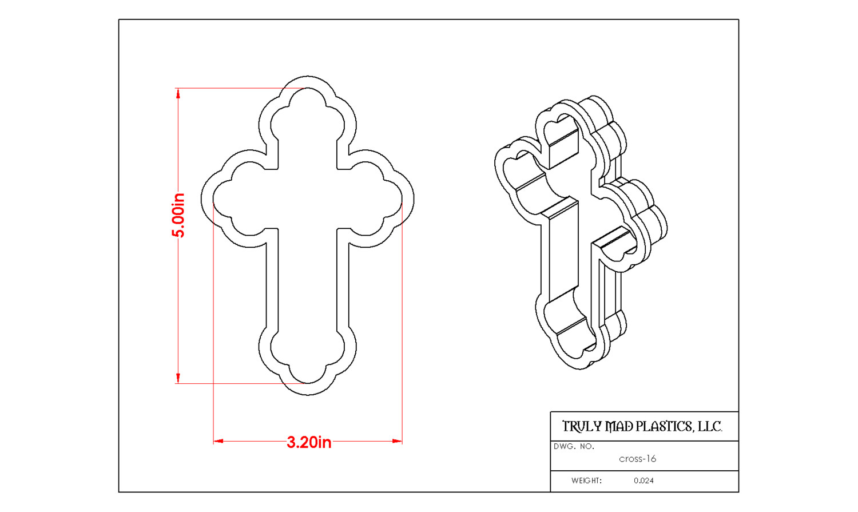 Cross 16