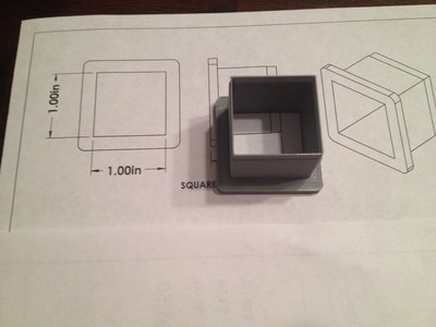 "One Inch Square (1"" depth) (vy_p)"