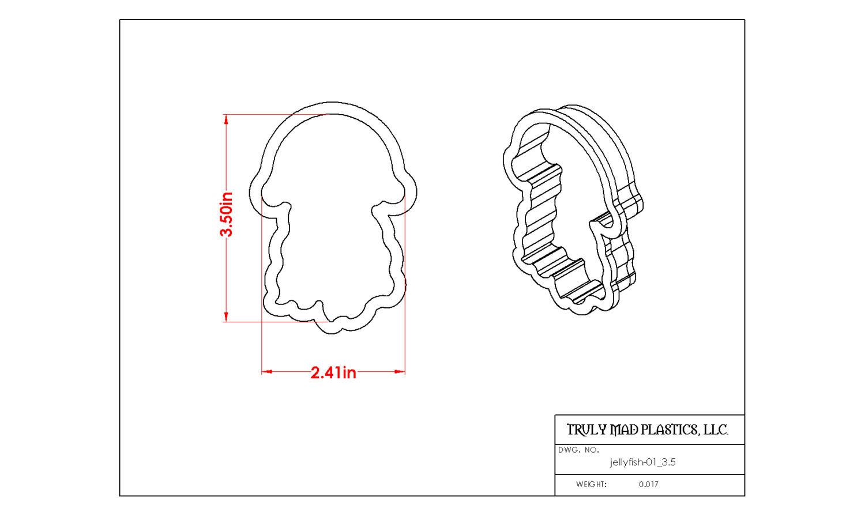 "Jellyfish 01 (3.5"")"