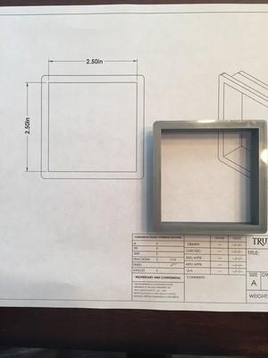 """Square 2.5"""""""